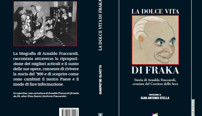 """""""La Dolce Vita di Fraka"""" – di Gian Pietro Olivetto"""