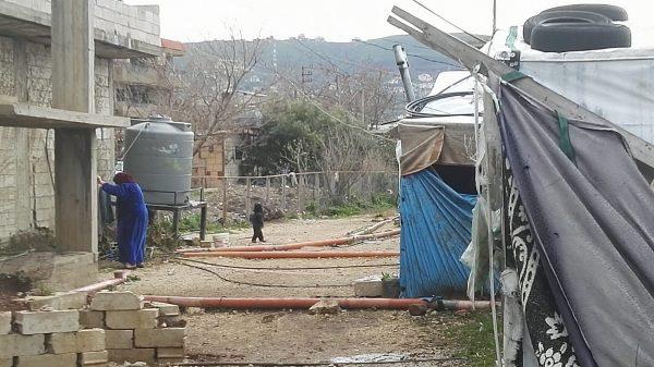 La mia casa, in Syria