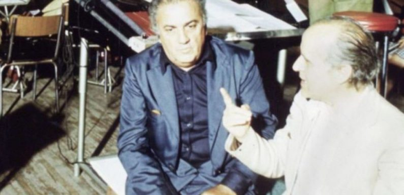 """NINO ROTA (dodicesimo capitolo del """"Glossario Felliniano""""). Verso il Centenario della nascita di Federico Fellini"""