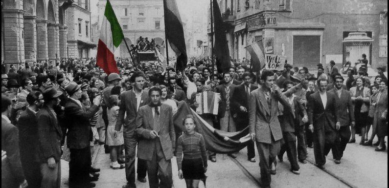 Partigiani della Costituzione per festeggiare il 25 aprile