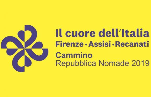 Cammino Firenze-Recanati, passando per la Perugia-Assisi