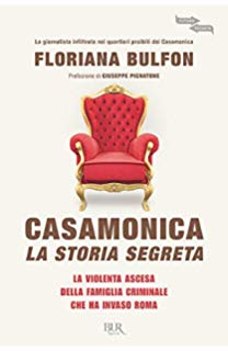 """""""Casamonica. La storia segreta"""" – di Floriana Bulfon"""