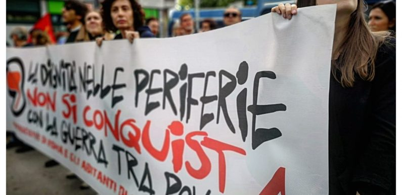 ***Comunicato Stampa*** Un esposto contro CasaPound che agisce impunemente a Roma e non solo