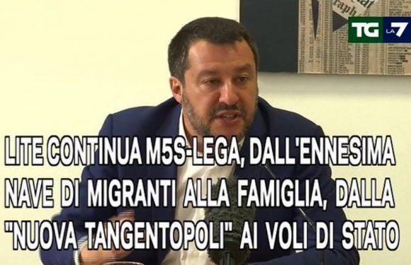 """Europee, """"countdown"""" per il voto. Legnano, migranti e sicurezza: rissa continua nel Governo"""
