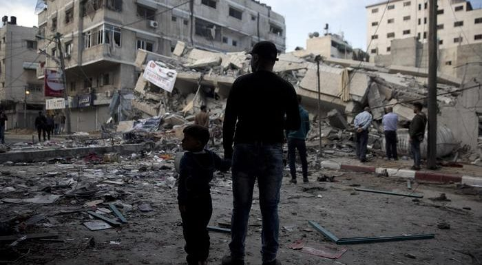 Gaza, raid israeliani sulla Striscia