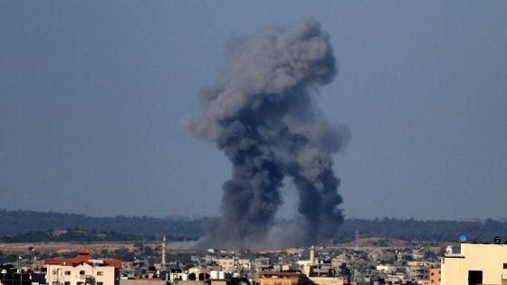 Gaza, tregua tra Hamas e Israele