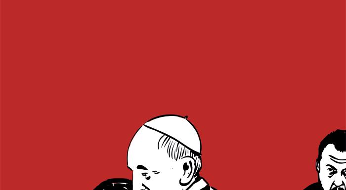 Il Papa ai rom: resistete!