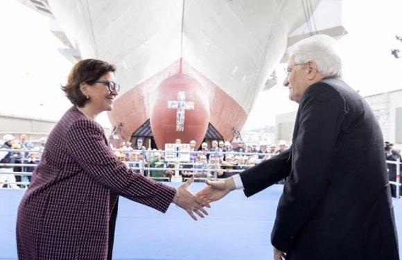 La nave d'assalto dei nuovi crociati