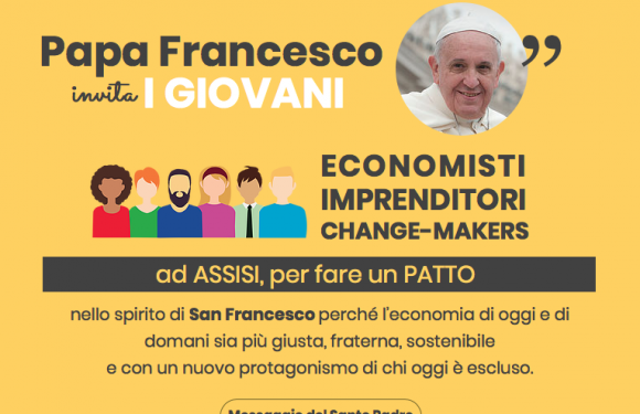 The economy of Francesco: i giovani, un patto, il futuro