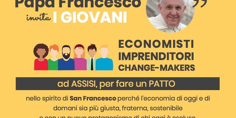 The economy of Francesco: i giovani, un patto, il futuro