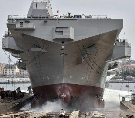 Trieste, nave di pace o di guerra?