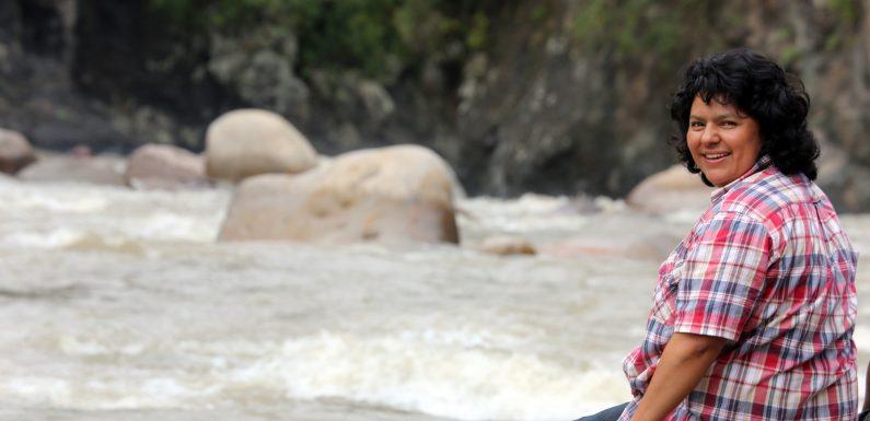 """""""I mandanti dell'omicidio di mia madre, Berta Cáceres, sono ancora impuniti"""""""