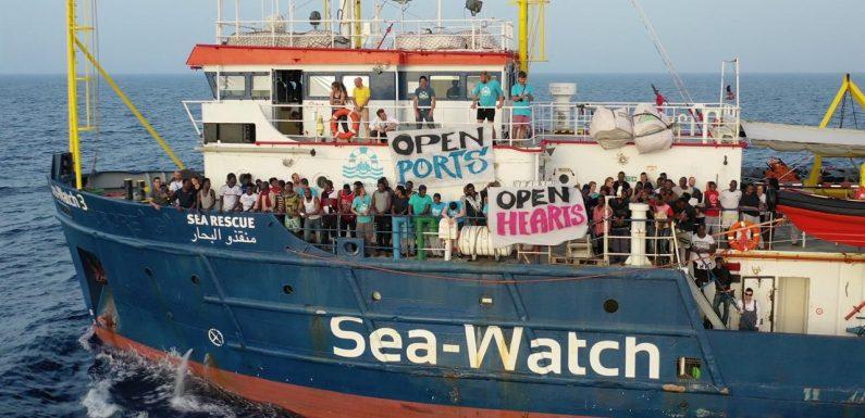Lettera di un volontario a bordo della Sea Watch