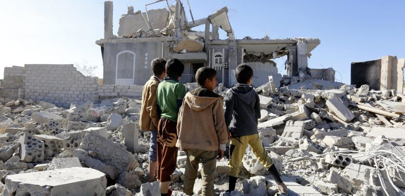 Liguria unita contro la guerra in Yemen