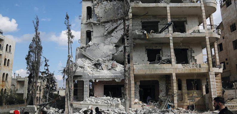 Non c'è pace per la Siria