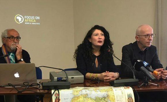 """Sea Watch 3, insulti per editoriale su Articolo 21 ad Antonella Napoli. """"Continueremo a stare dalla parte di chi salva vite""""."""