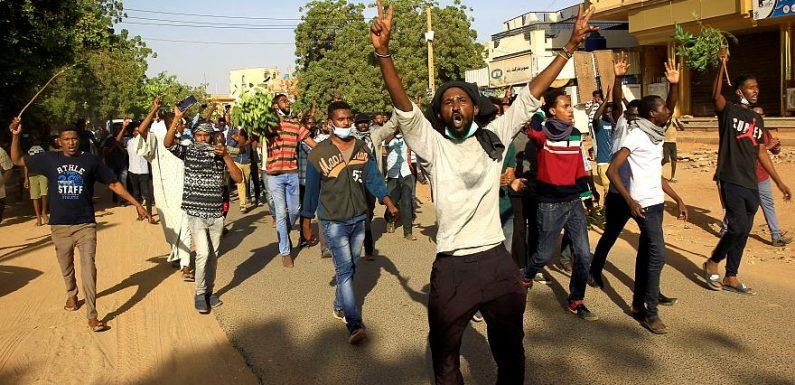 Sudan, scontri a Khartoum
