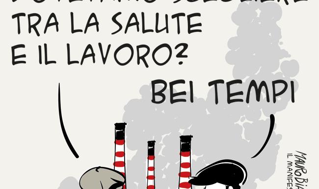 Taranto, senza scelta