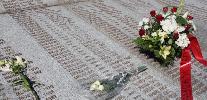 11 luglio: a Srebrenica per la pace e la giustizia