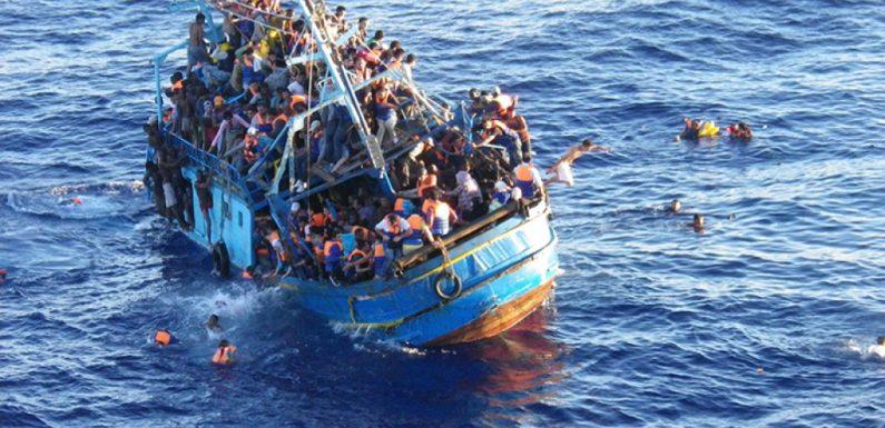 Allarme Unhcr: naufragio al largo della Libia, oltre 100 dispersi