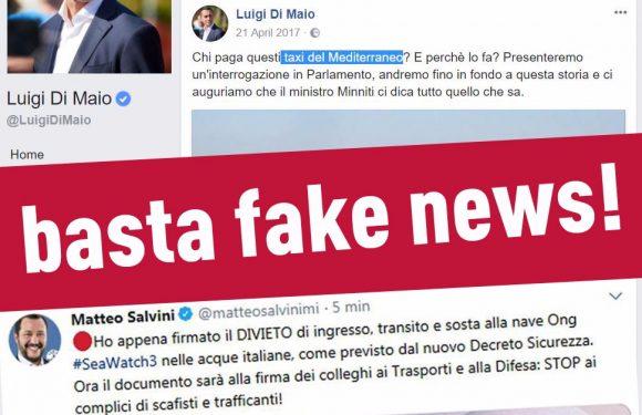 Basta fake news sulla pelle degli ultimi, adesso chiediamo verità!