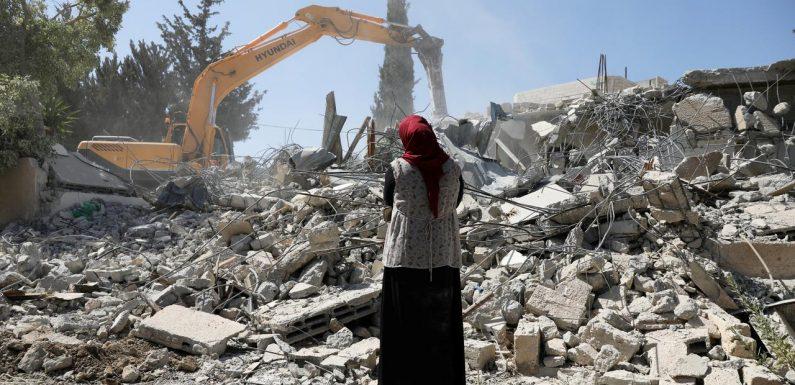 Demolizioni, una nuova Nakba per i palestinesi