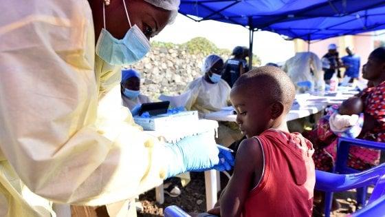 Emergenza Ebola in Congo: gli aiuti dell'Italia