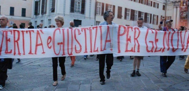 """Il G8 diventa """"maggiorenne"""" 18 anni dopo e un cronista pestato in piazza"""