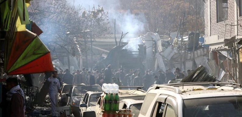 Kabul, bombe sul negoziato
