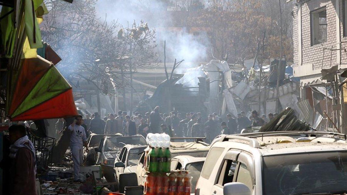 Ambulanza-bomba-a-Kabul-in-Afghanistan