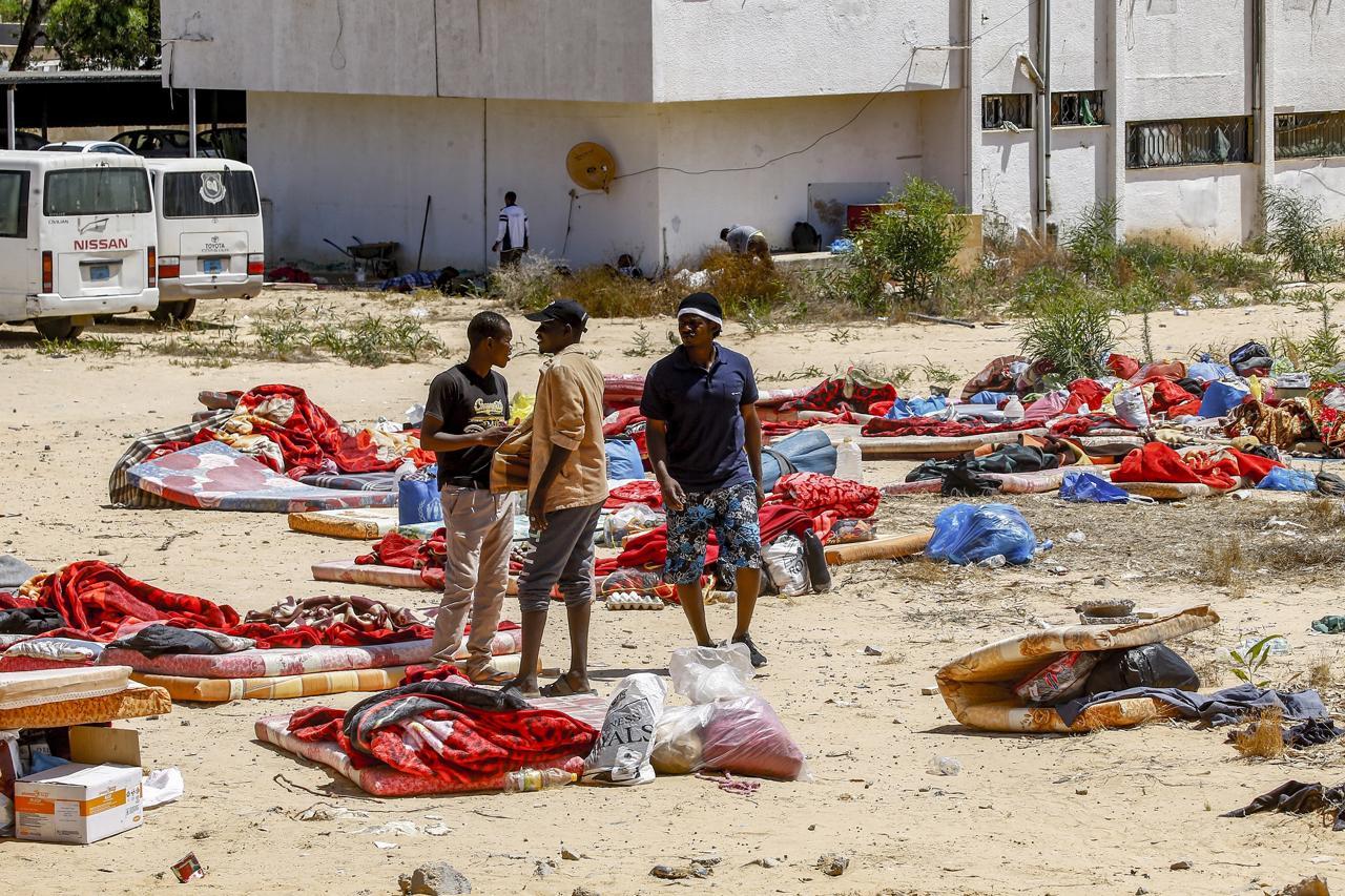 libia_migranti_raid_afp