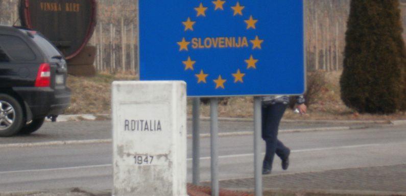 No al muro tra Italia e Slovenia