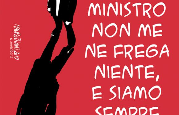 """""""Salvini a Bibbiano"""". Ma in qualsivoglia luogo"""