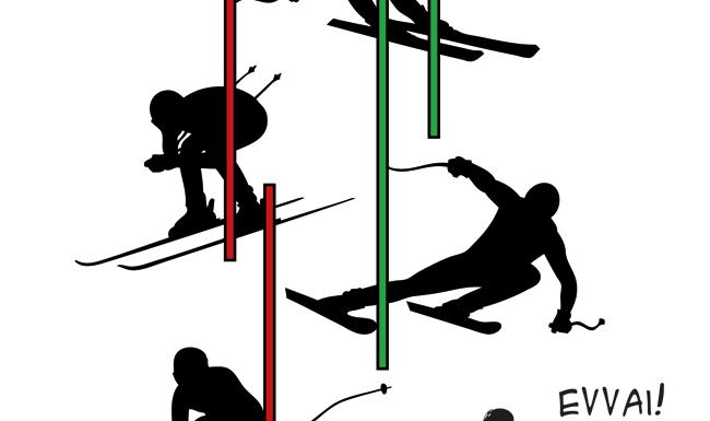 Taglio alto/Slalom
