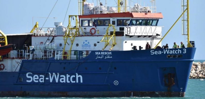 """""""Tutti coloro che sono in pericolo e sono soccorsi in mare vanno qualificati in primo luogo come naufraghi"""". La lettera dei professori di diritto internazionale sul caso Sea Watch"""