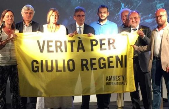 """""""Verità e giustizia per tutti i Giulio Regeni del mondo"""". Una bella serata con Articolo21"""