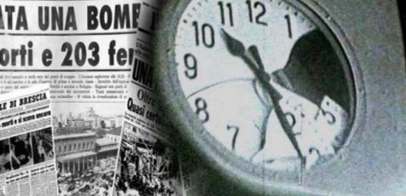 2 agosto 1980. La bomba fascista uccide 85 persone. 39 anni di inchieste ma all'appello mancano ancora i nomi dei mandanti