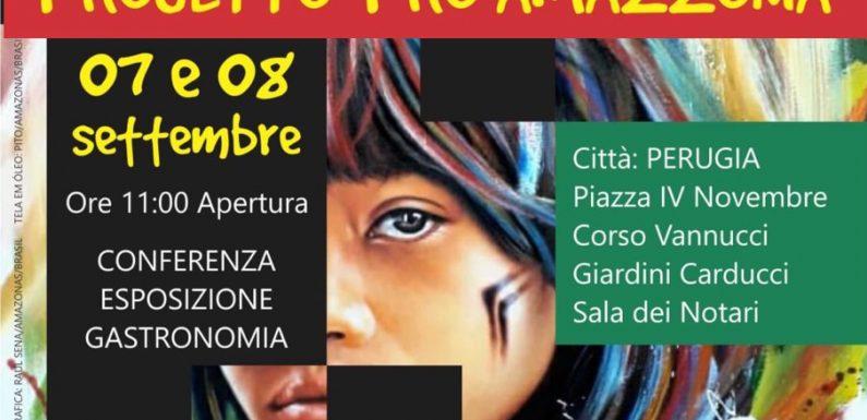 Aiutiamo l'Amazzonia!