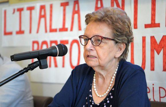 """Carla Nespolo: """"Occorre una svolta democratica e costituzionale"""""""