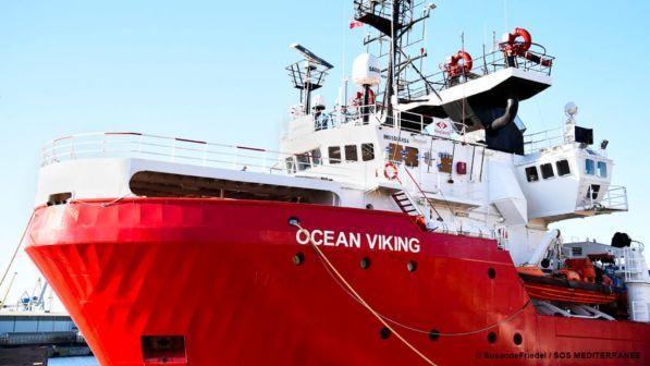 Finalmente un porto sicuro per la Ocean Viking. Ma ora Msf chiede un meccanismo preordinato per gli sbarchi