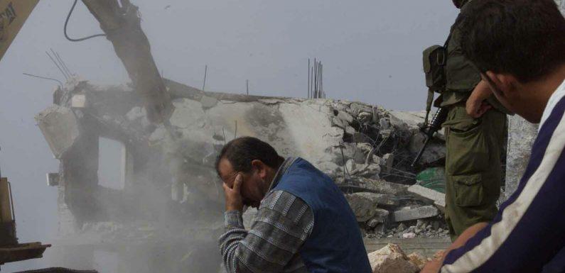 Stop alle demolizioni in Palestina!