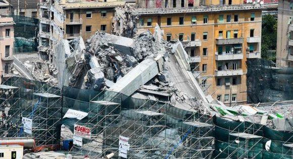 Un anno fa il crollo del Ponte Morandi. Lo Stato agisca per ridare speranza a Genova