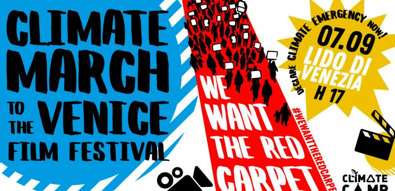 """""""Venice Climate Camp"""": quattro giorni per la giustizia climatica al Lido"""