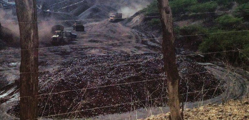 Colombia color carbone. Tra i villaggi cancellati dalle miniere