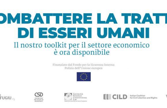 Combattere la tratta di esseri umani: un toolkit per il settore economico