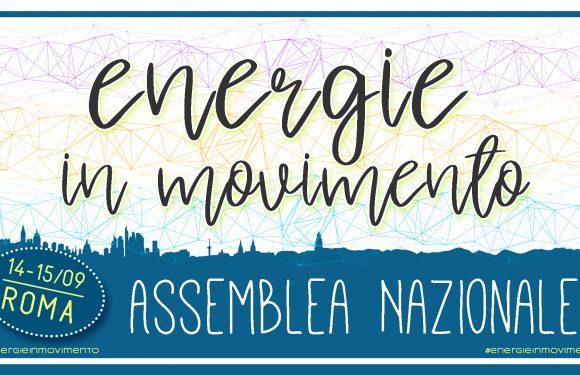 #EnergieInMovimento: costruiamo insieme il cambiamento