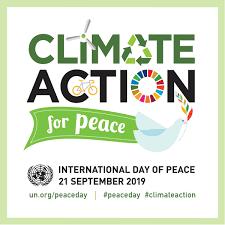 Fare pace difendendo clima e ambiente