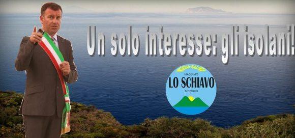 Guerre e alleanze dell'ex sindaco podestà dell'isola di Salina