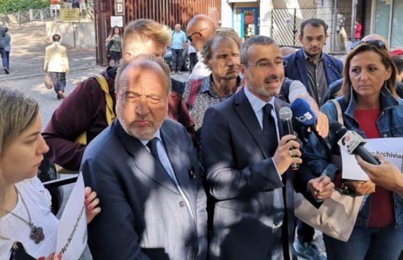 """Il testimone di Alpi e Hrovatin è """"sulle nostre spalle"""". Oggi il sit-in per ribadire #NoiNonArchiviamo"""