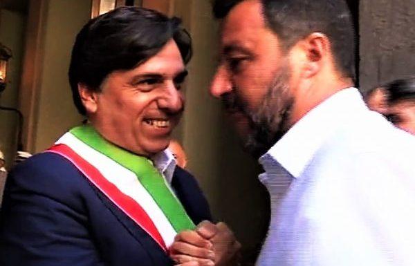 Il tragicomico ritorno del camerata Pogliese